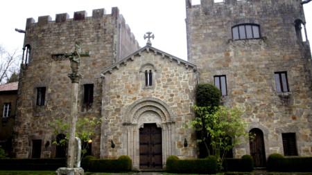 Замъкът Пасо де Мейрас
