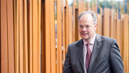Кристоф Айхорн, посланик на Германия в България