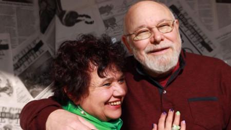 Мирела Иванова и Владимир Зарев - семейство на словото