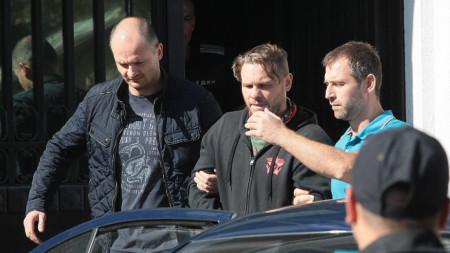 На 20 септември Джок Полфрийман беше освободен предсрочно от Софийския затвор.