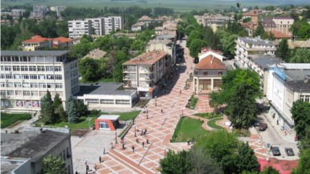 град Попово