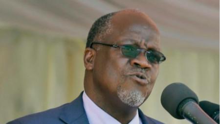 Президентът на Тазнзания Джон Магуфули