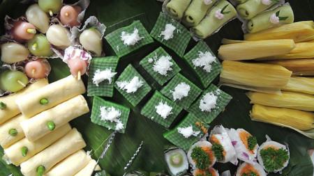 Сладкиши от Индонезия