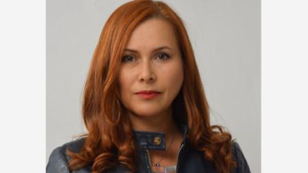 Архитект Катя Симеонова-Гошева