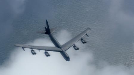 Бомбардировач Б-52