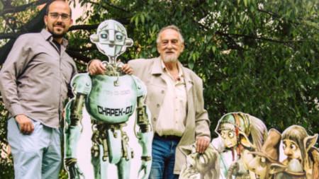 Марин Трошанов и Петър Станимиров