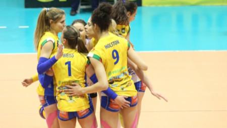 Марица отново носител на Купата по волейбол