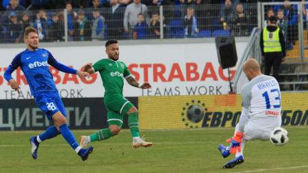 Левски и Лудогорец ще играят на 5 юни, петък.