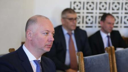 Ministri Zheljazkov