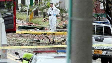 При нападението в Богота загинаха 20 души, а близо 70 бяха ранени