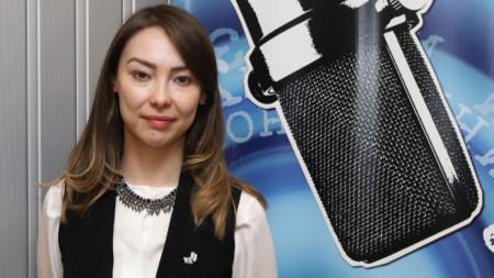 Виолет Дяченко Бараши, зам.- ръководител на мисията на Държавата Израел в България