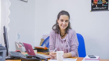 """Диана Радославова - """"Център за правна помощ – Глас в България"""""""