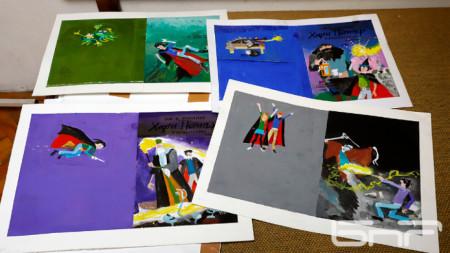 Най-четената поредица в света, издадена в повече от 500 милиона екземпляра, излиза с авторски корици от изключителния български илюстратор - Любен Зидаров