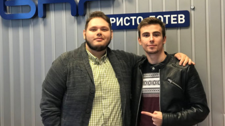 Николай Ангелов и Иван Иванов