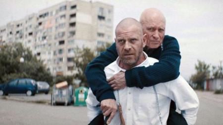 """Сцена от филма """"Уроци по немски"""""""