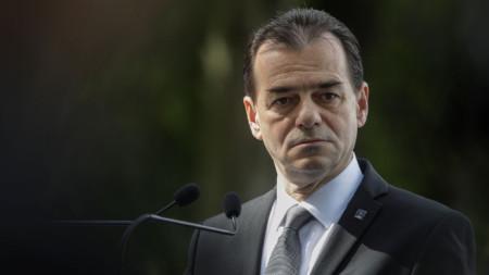 Лидерът на Национално-либералната партия (НЛП) Лудовик Орбан, който оглави правителство на малцинството преди три месеца.