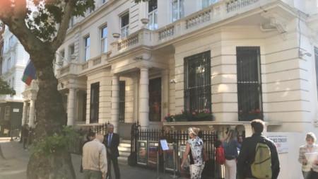 Вотът в Лондон, 11 юли 2021 г.