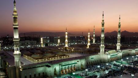 Медина, Саудитска Арабия