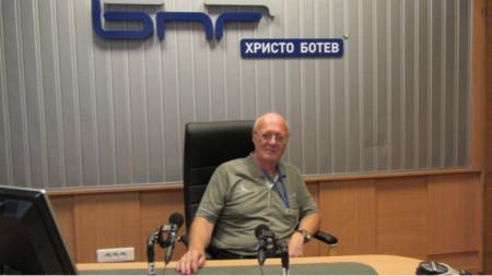 Доц. д-р Николай Марков