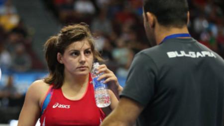 София Георгиева с титла за България