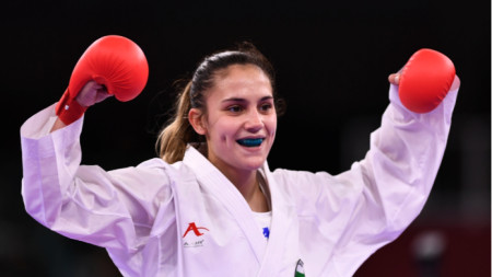 Ивет Горанова донесе първата олимпийска титла за България от игрите в Токио