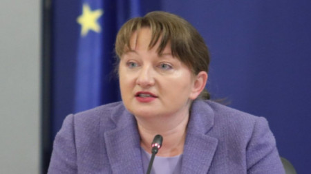 Minister Denitsa Sacheva