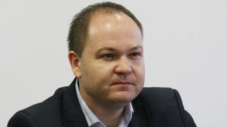 Димитър Иванов - областен управител на Ямбол