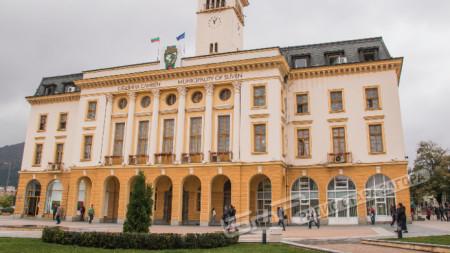 Община Сливен