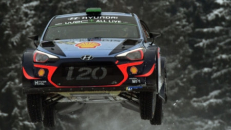 Рали Швеция, втори кръг от Световния шампионат по автомобилизъм (WRC) през сезон 2021