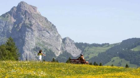 В планината можеш не само да намериш приятел, но и да се влюбиш...