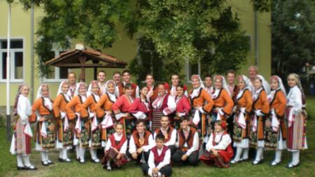Детско-юношески ансамбъл за народни песни и танци