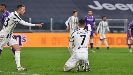 Кристиано Роналдо (с номер 7)