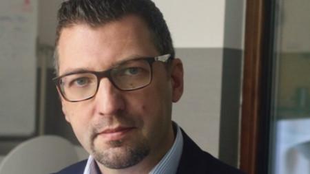Сърджан Майсторович - председател на Управителния съвет на белградския Център за европейски политики.