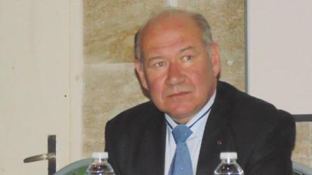 Проф. Георги Михов, ректор на ТУ - София
