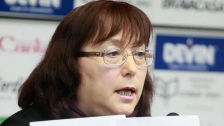 Проф. д-р Мирослава Кортенска