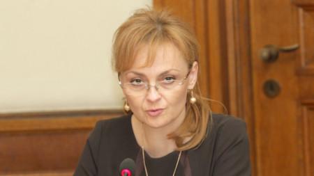 Полина Карастојанова