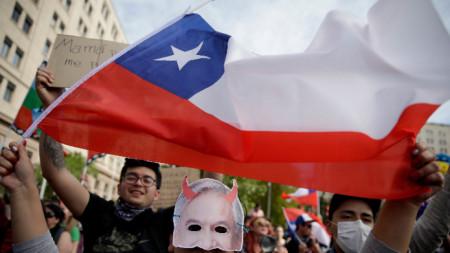 Масови протести в Чили