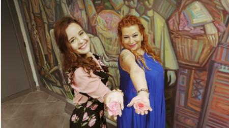 Цветя и рози в ефира на Радио София