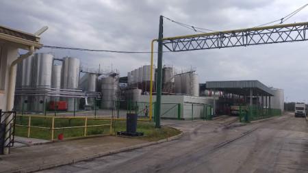 Собственик на свръхмодерния цигарен цех е синът на кмета на Карнобат - Иван Димитров