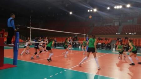 Волейболистките на Берое се реваншираха на Левски