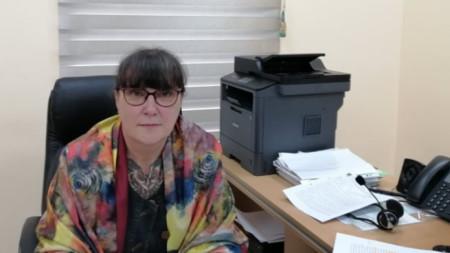 Анни Петкова, директор на СОУ