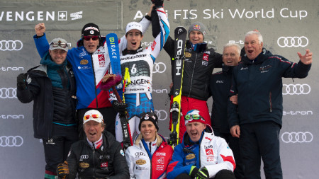 Марко Шварц с победа в първата алпийска комбинация за сезона