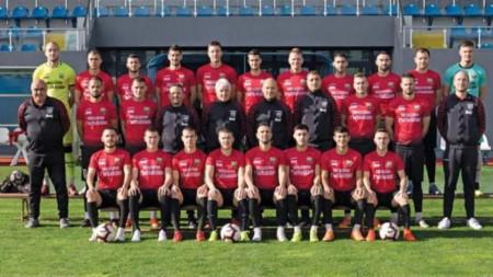 Отборът на Ботев (Гълъбово) е вторият от Втора лига на четвъртфинал.