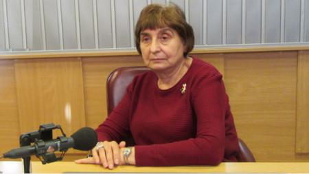 """Марияна Маринова в студиото на програма """"Христо Ботев"""""""