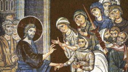 Възкресяването на сина на Наинската вдовица
