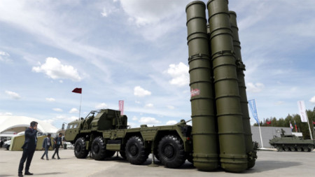 S-400 Missile System