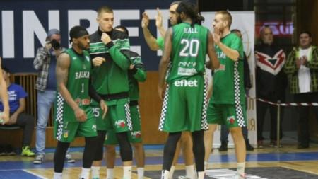 Отборът на Балкан надигра Левски Лукойл в Ботевград