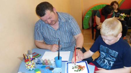 Център за специална образователна подкрепа в град Търговище