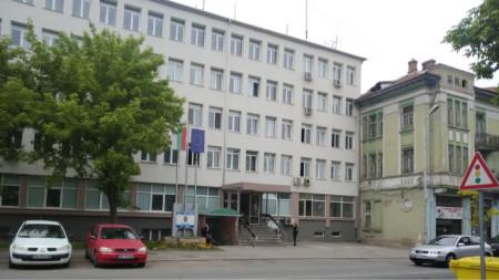 Районното управление на МВР в Ловеч