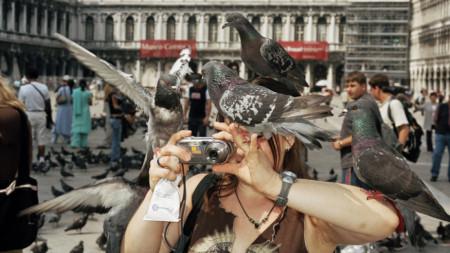 Венеция, Италия, 2005 г., ©Мартин Пар, от серията Small World